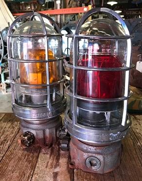 Ship Lights & Lanterns - Nautical Antique Warehouse