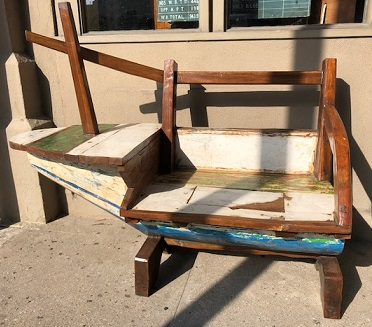Peachy Ship Salvage Nautical Antique Warehouse Evergreenethics Interior Chair Design Evergreenethicsorg