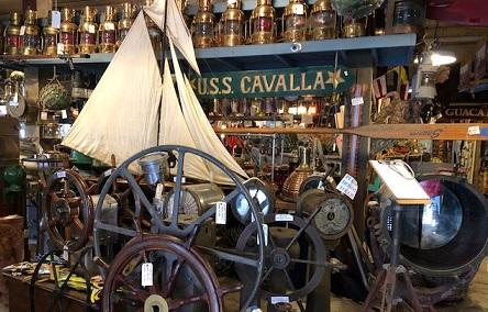 Nautical Antique Warehouse - Homepage -