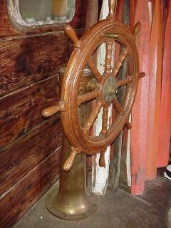 Ship Wheels Nautical Antique Warehouse