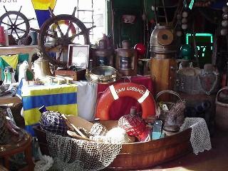 Nautical Antique Warehouse Homepage